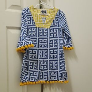 Mudpie dress/cover up